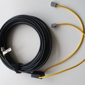 ID110  Connection box with coaxial cable 15 meters long