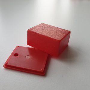 ID160  Spare enclosure for transponder (uncut)