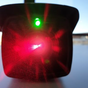 ID060 Laser for gate up to 20m width